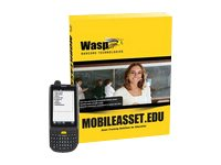 Wasp MobileAsset.EDU Enterprise with HC1 (unlimited-user), 633808927752, 17411076, Portable Data Collector Accessories