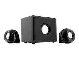 GPX 2.1-Channel Home Theatre System Dock with Sub Woofer, HT12B, 15286427, Portable Stereos