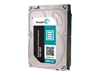 Seagate 600GB 15K RPM SAS SED 2.5 Internal Hard Drive - 128MB Cache