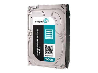 Seagate 600GB 15K RPM SAS SED 2.5 Internal Hard Drive - 128MB Cache, ST600MP0015, 17918361, Hard Drives - Internal