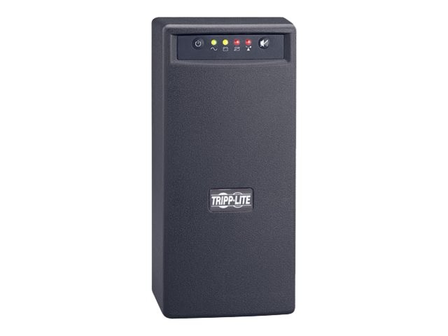Tripp Lite 1000VA Intl UPS Omni Smart VS Tower Line-Interactive 230V (6) Outlet, OMNIVSINT1000, 6313201, Battery Backup/UPS