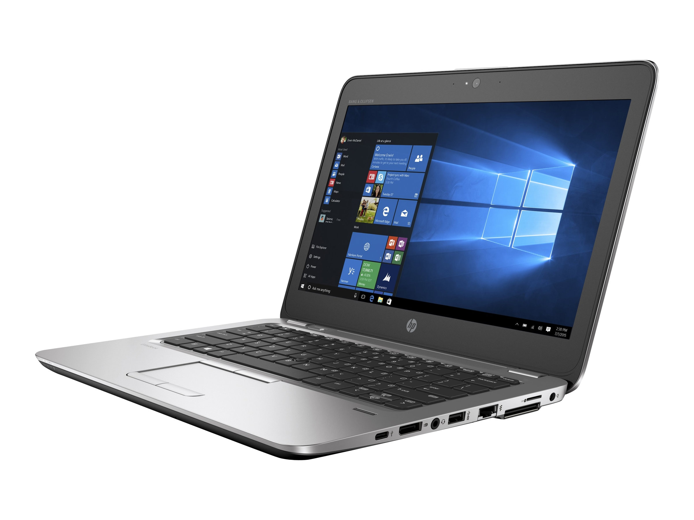 HP EliteBook 820 G3 2.3GHz Core i5 12.5in display