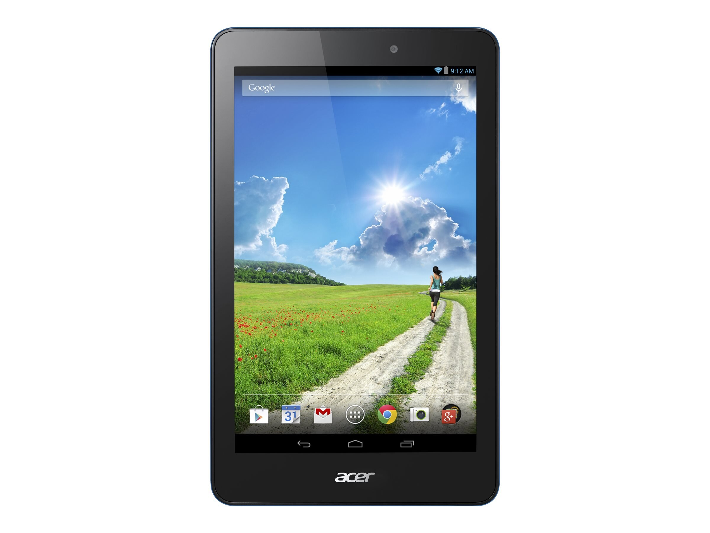 Acer Iconia B1-810-17FE 1.33GHz processor Android 4.4 (KitKat), NT.L7NAA.001, 31364261, Tablets