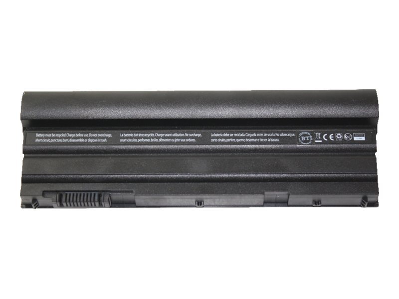 BTI Li-Ion 8400mAh 10.8V 9-cell for Dell Latitude E6420