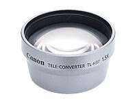 Canon TL-H37 - 1.5x Telephoto Converter Lens for Camcorders, 8835A001, 6678357, Camera & Camcorder Lenses & Filters