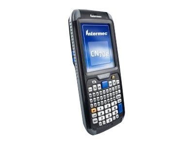 Intermec CN70e EA30 2D Imager, No Camera, WiFi, Qwerty, 1GHz, 512MB 1GB, 4000mAh Batt, WEH 6.5