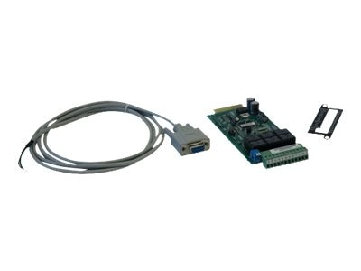 Tripp Lite Programmable Relay I O Card for Smart Online and Pro Ups, RELAYIOCARD, 9186104, Controller Cards & I/O Boards