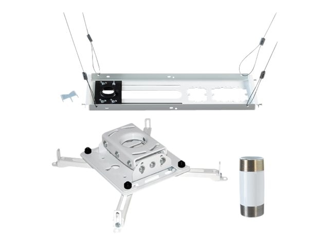 Chief Manufacturing Universal Projector Mount, Fixed Extension Column, Suspended Ceiling Kit