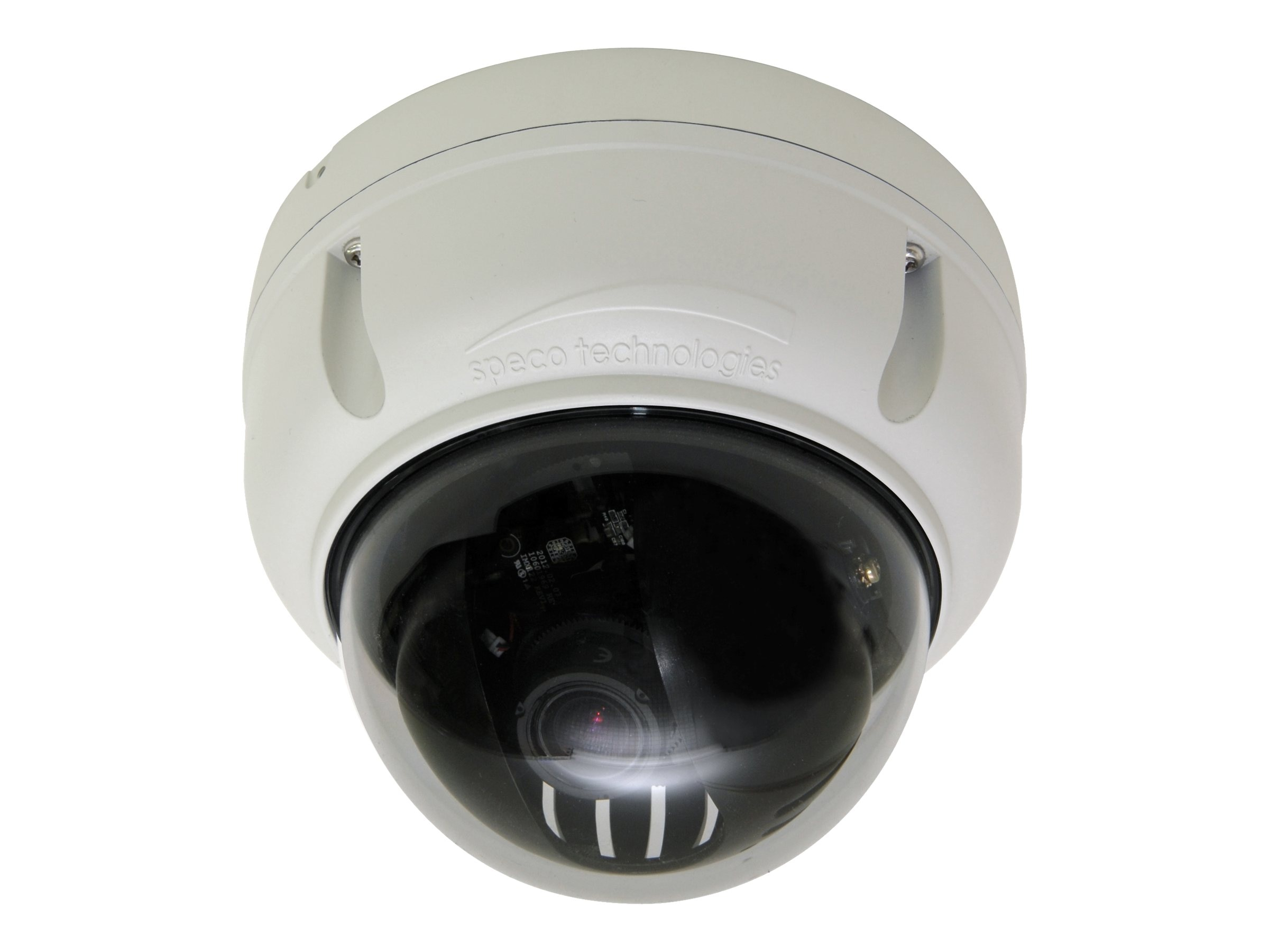 Speco Full HD 1080p 2MP Indoor Outdoor Vandal Dome IP Camera, VIP2D2, 17398799, Cameras - Security