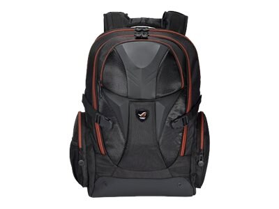 Asus G Series Nomad Backpack up to 17 Notebooks, Black, 90XB0160-BBP010