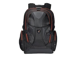 Asus G Series Nomad Backpack up to 17 Notebooks, Black, 90XB0160-BBP010, 31663915, Carrying Cases - Notebook