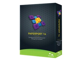 Nuance PaperPort 14.0 Retail, 6809A-G00-14.0, 13043691, Software - OCR & Scanner