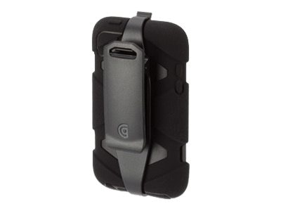Griffin Survivor Skin Rugged case for  iPod Touch 4G, Black, GB35103-2, 15664985, Carrying Cases - iPod