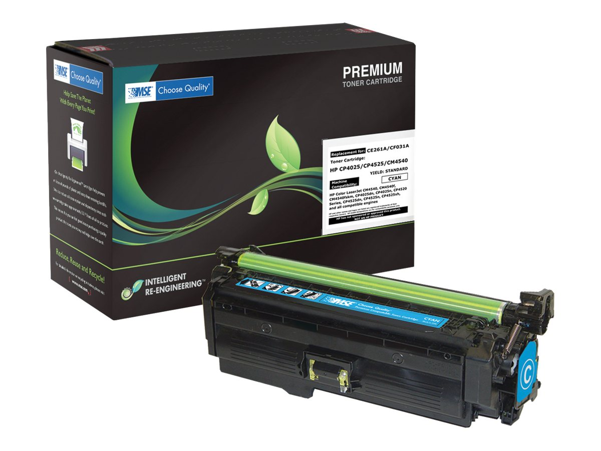 CE261A Cyan Toner Cartridge for HP CP4025 4525