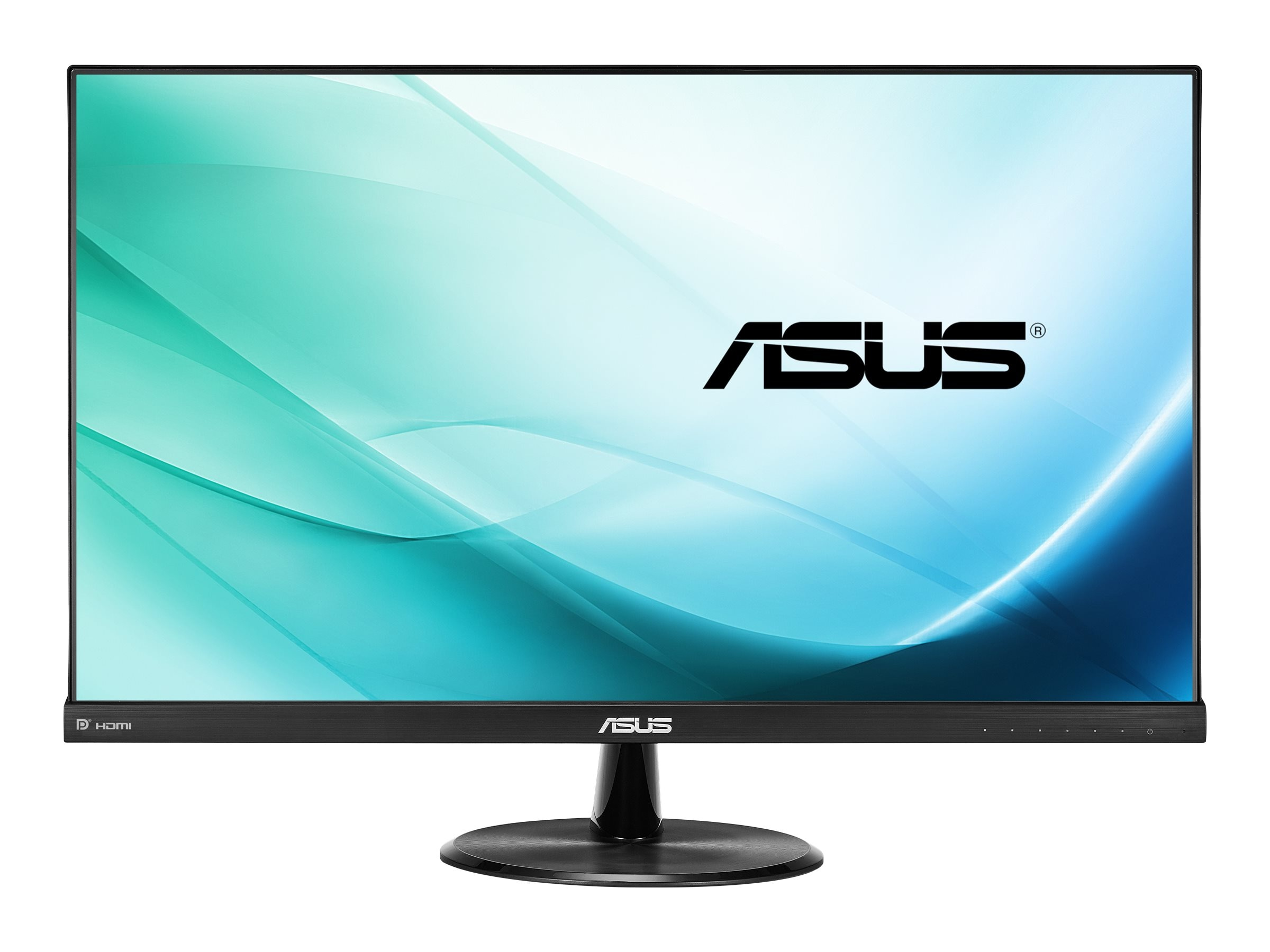 Asus 27 VP279Q-P Full HD LED-LCD Monitor, Black, VP279Q-P