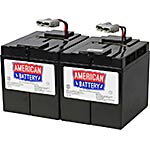 American Battery Replacement Battery RBC11, for select APC SU1400RMXL, SU2200, SU2200RM, SU3000, SU3000RM Models, RBC11, 462071, Batteries - Other
