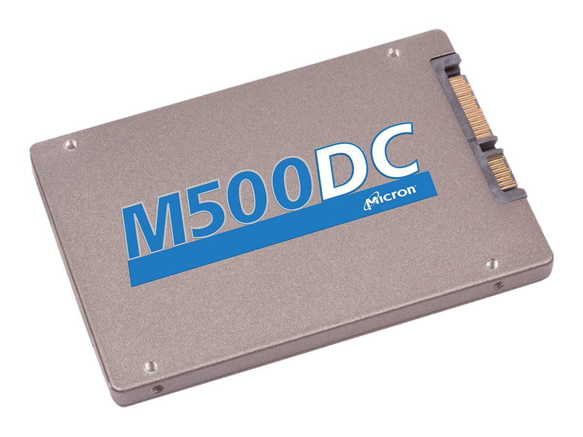 Crucial 800GB M500DC SATA TCG-E 2.5 7mm Internal Solid State Drive