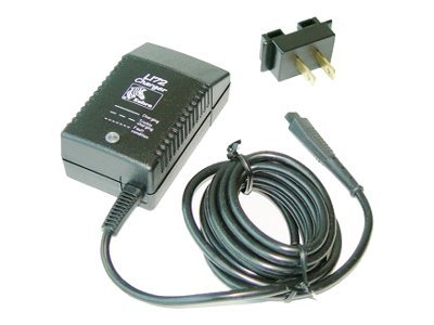 Zebra Wall Charger, Single for  LI72, US Japan, AT18737-1, 13496615, Battery Chargers