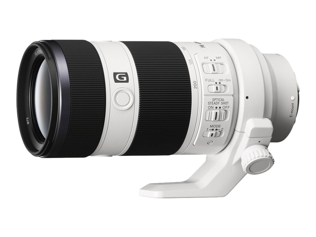 Sony FE 70-200mm f 4.0 G OSS Lens, SEL70200G, 18104457, Camera & Camcorder Lenses & Filters
