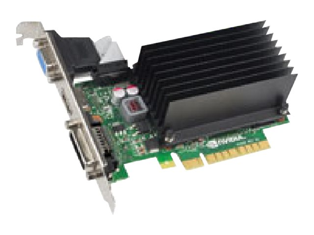 eVGA GeForce GT 730 PCIe 2.0 Low-Profile Graphics Card, 1GB DDR3