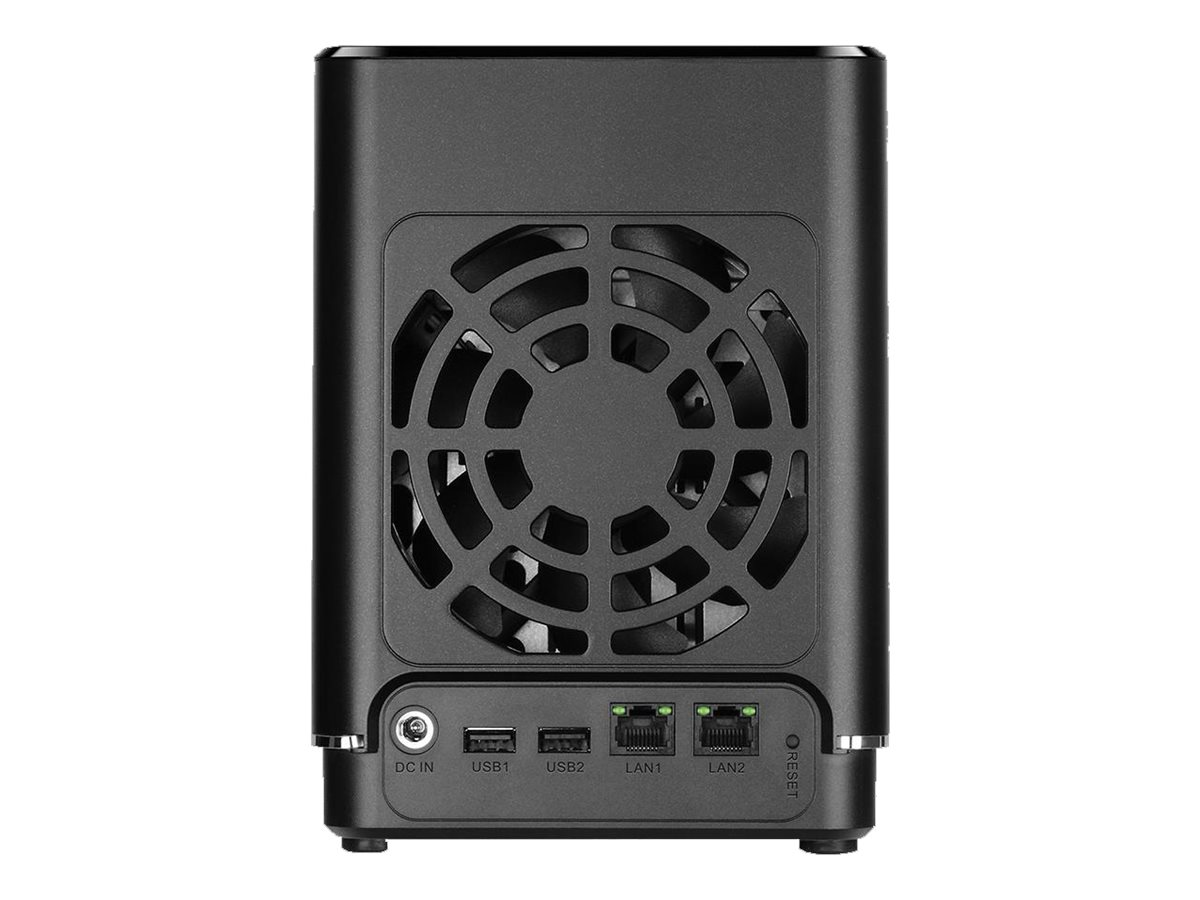 D-Link ShareCenter+ 4-Bay Cloud Network Storage Enclosure, DNS-340L