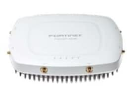 Fortinet 2-port GE RJ-45 802.11 a b g n ac Wave 2 dual-concurruent Indoor Wireless AP, FAP-423E-A, 32024331, Wireless Access Points & Bridges