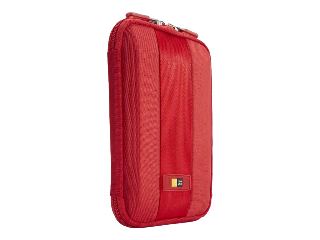 Case Logic Protective 7 Tablet Sleeve, Red, QTS-207RED, 31577347, Carrying Cases - Tablets & eReaders