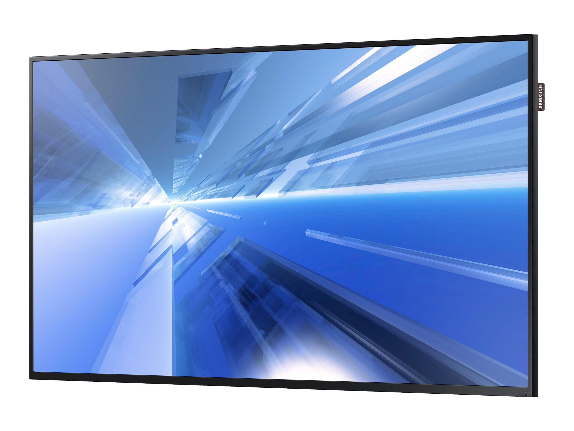 Samsung 40 DC-E Full HD LED-LCD Commercial Display, Black, DC40E