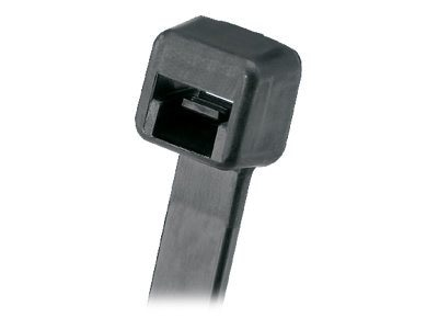 Panduit Cable Tie, 7.4 50lb, PLT2S-C0, 12188952, Premise Wiring Equipment