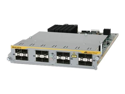 Allied Telesis 16-Port 10GBE SFP+ Ethernet Line Card, AT-SBX81XS16, 17857422, Network Adapters & NICs