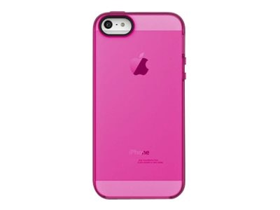 Belkin Grip Candy Sheer Case, Day Glow Blacktop for iPhone 5