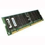 Edge 128MB PC100 100MHz 100-pin Non-ECC Unbuffered SDRAM DIMM, PE189464, 468714, Memory