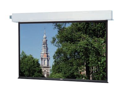 Da-Lite Advantage Electrol Projection Screen, Matte White, 10' x 10', 84262LS, 16319761, Projector Screens
