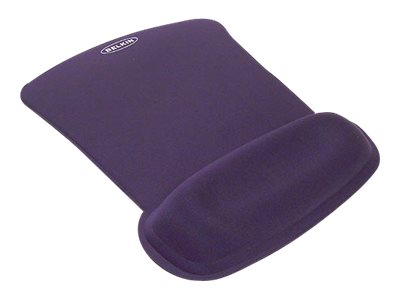 Belkin WaveRest Gel Mouse Pad (Blue), F8E262-BLU, 157800, Ergonomic Products