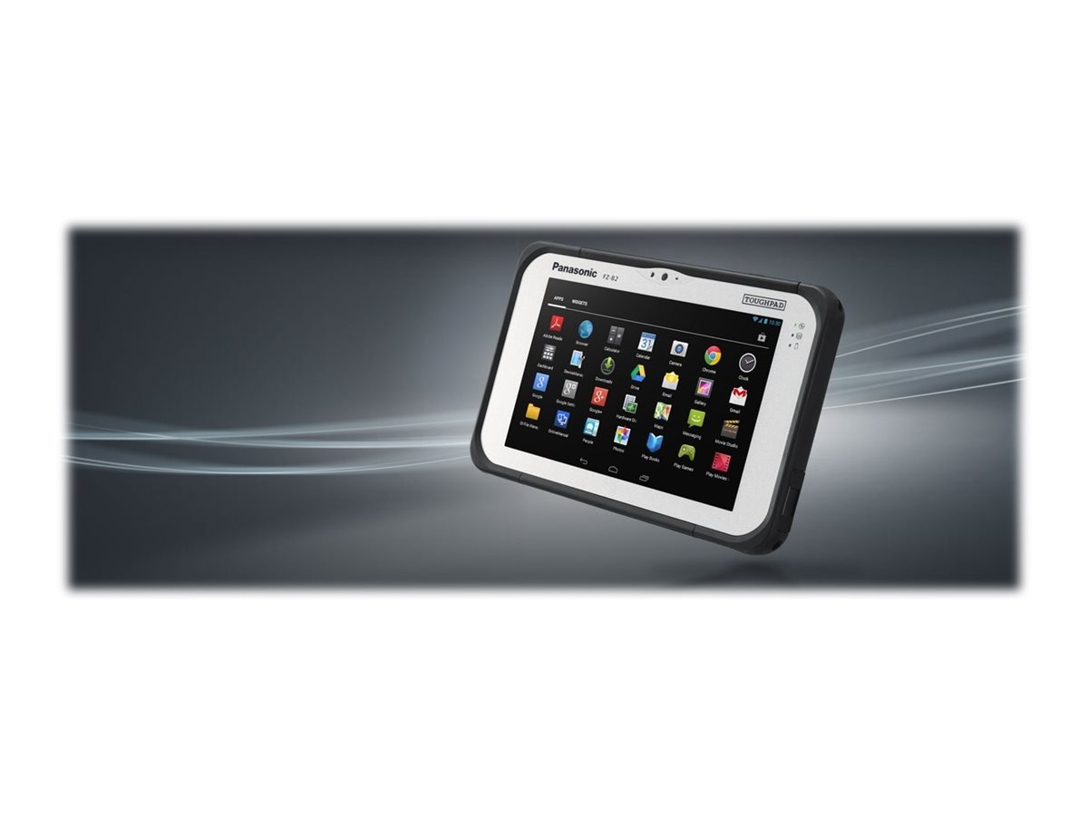 Panasonic Toughpad FZ-B2 Celeron N2930 1.83GHz 2GB 32GB 7 Touch Android 4.4, FZ-B2B004AAM, 18223051, Tablets