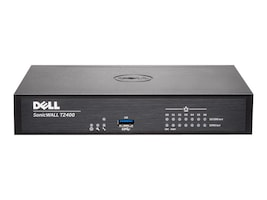 Dell SonicWALL TZ400 7-Port Firewall, 01-SSC-0213, 19697151, Network Firewall/VPN - Hardware