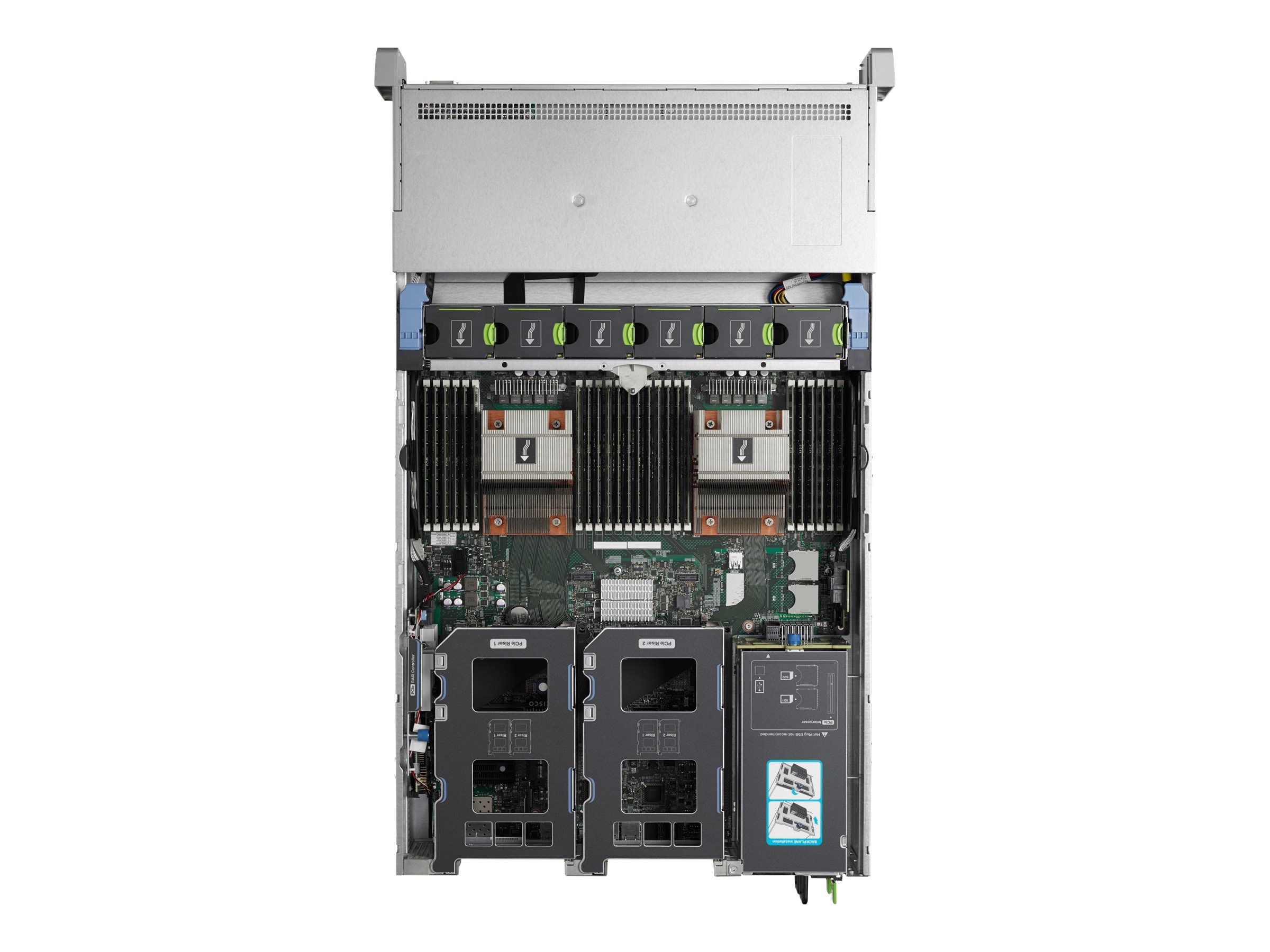 Cisco UCS-SR-C240M4-VP Image 4