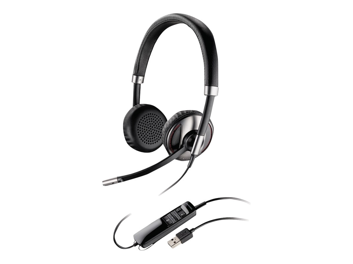 Plantronics BLACKWIRE C720 BIN Headset