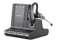 Plantronics Savi W730 Over-the-Ear Monaural Headset