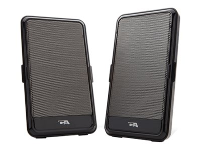 Cyber Acoustics USB Powered Portable  Speaker, CA-2988, 11442402, Speakers - Audio