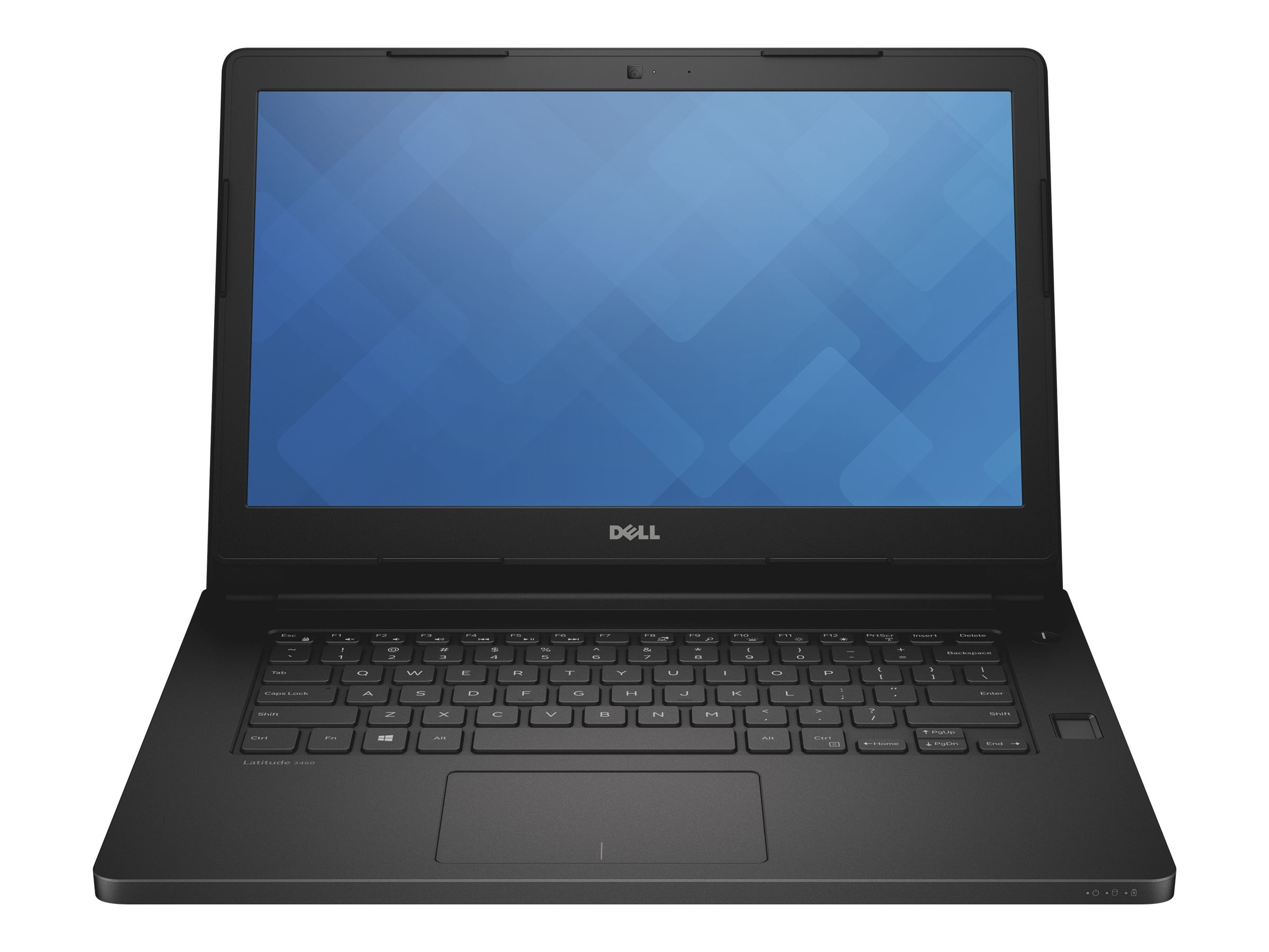 Dell Latitude 3470 Core i3-6100U 2.3GHz 4GB 500GB agn BT 4C 14 HD W10P64, D7D2G