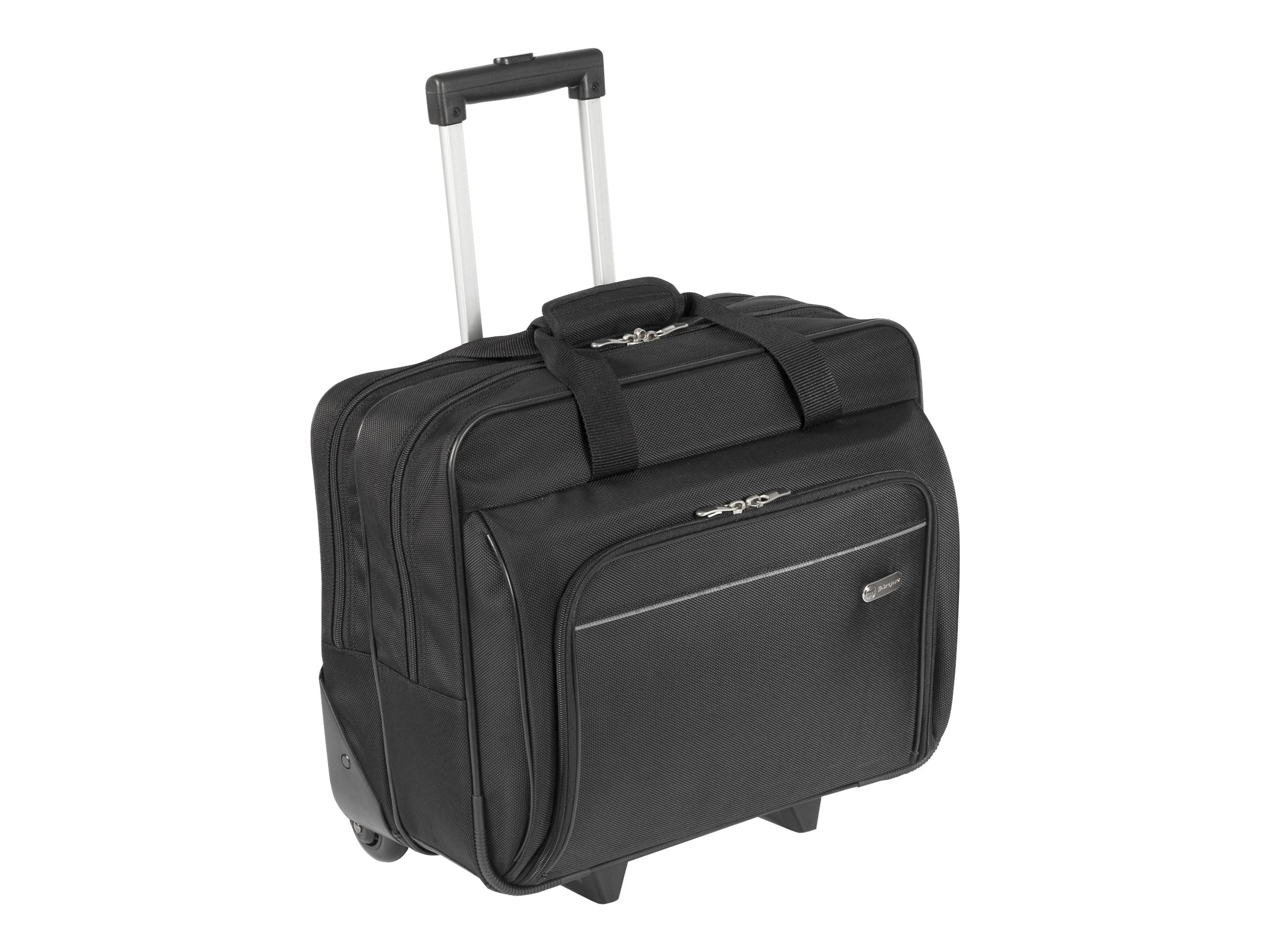 Lenovo Rolling Case for 16 Laptop, Targus, Black, 78000324, 20525031, Carrying Cases - Notebook