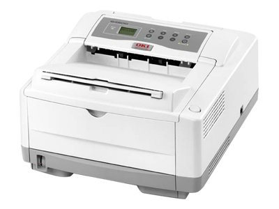 Oki B4600n Digital Monochrome Printer, 62446504, 25487206, Printers - Laser & LED (monochrome)