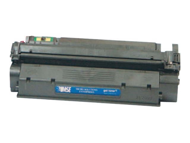 Q2613X Black Extended Yield Toner Cartridge for HP, 02-21-13162, 31449601, Toner and Imaging Components