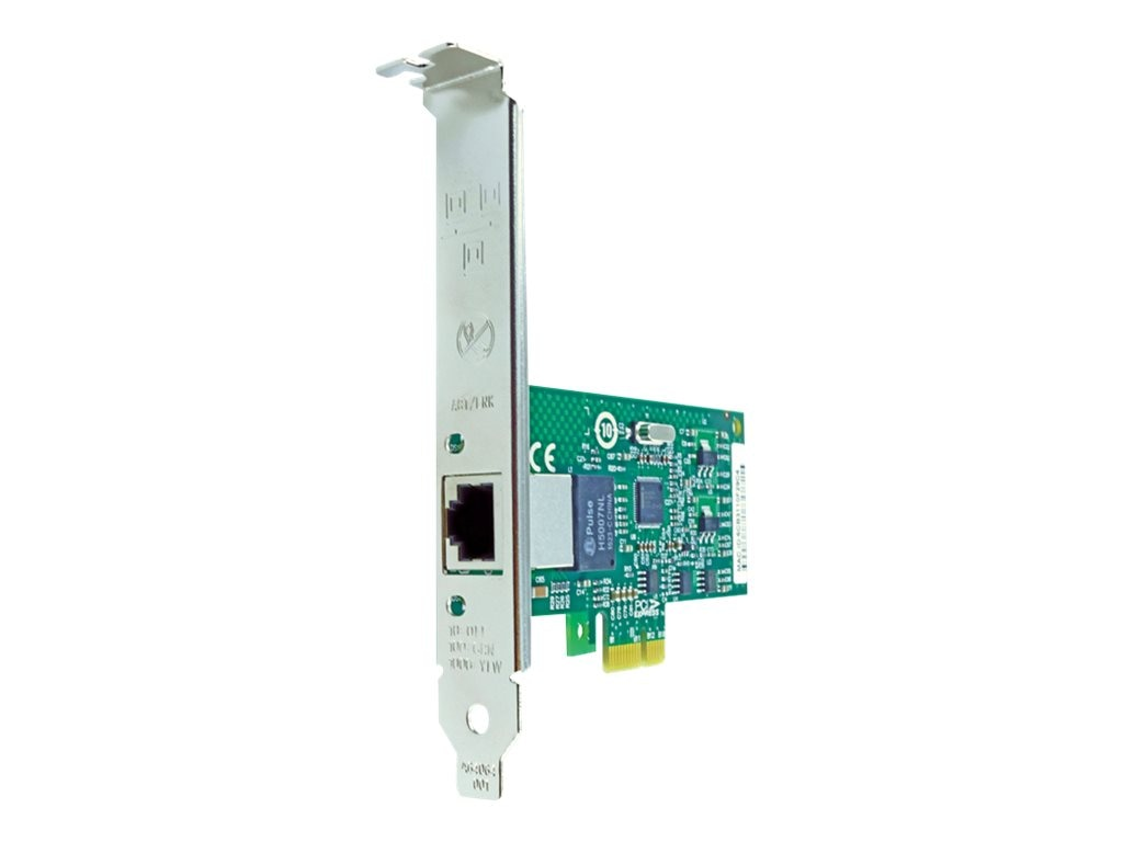 Axiom PCIe x1 1Gbs Single Port Copper Network Adapter, PCIE-1RJ45-AX