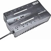 Tripp Lite 750VA UPS Compact Low Profile Standby (12) Outlet with USB Port, INTERNET750U, 473388, Battery Backup/UPS