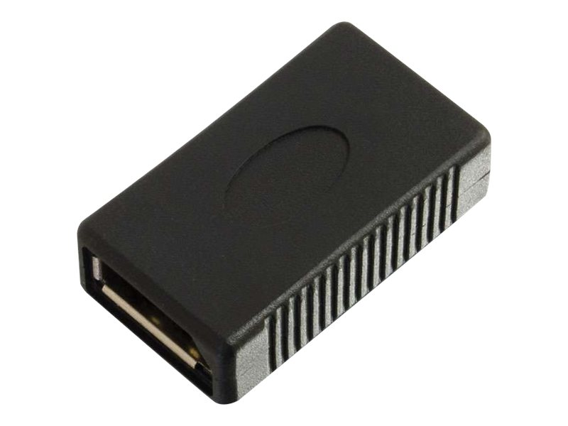 C2G DisplayPort F F Coupler, 18411, 16389647, Adapters & Port Converters