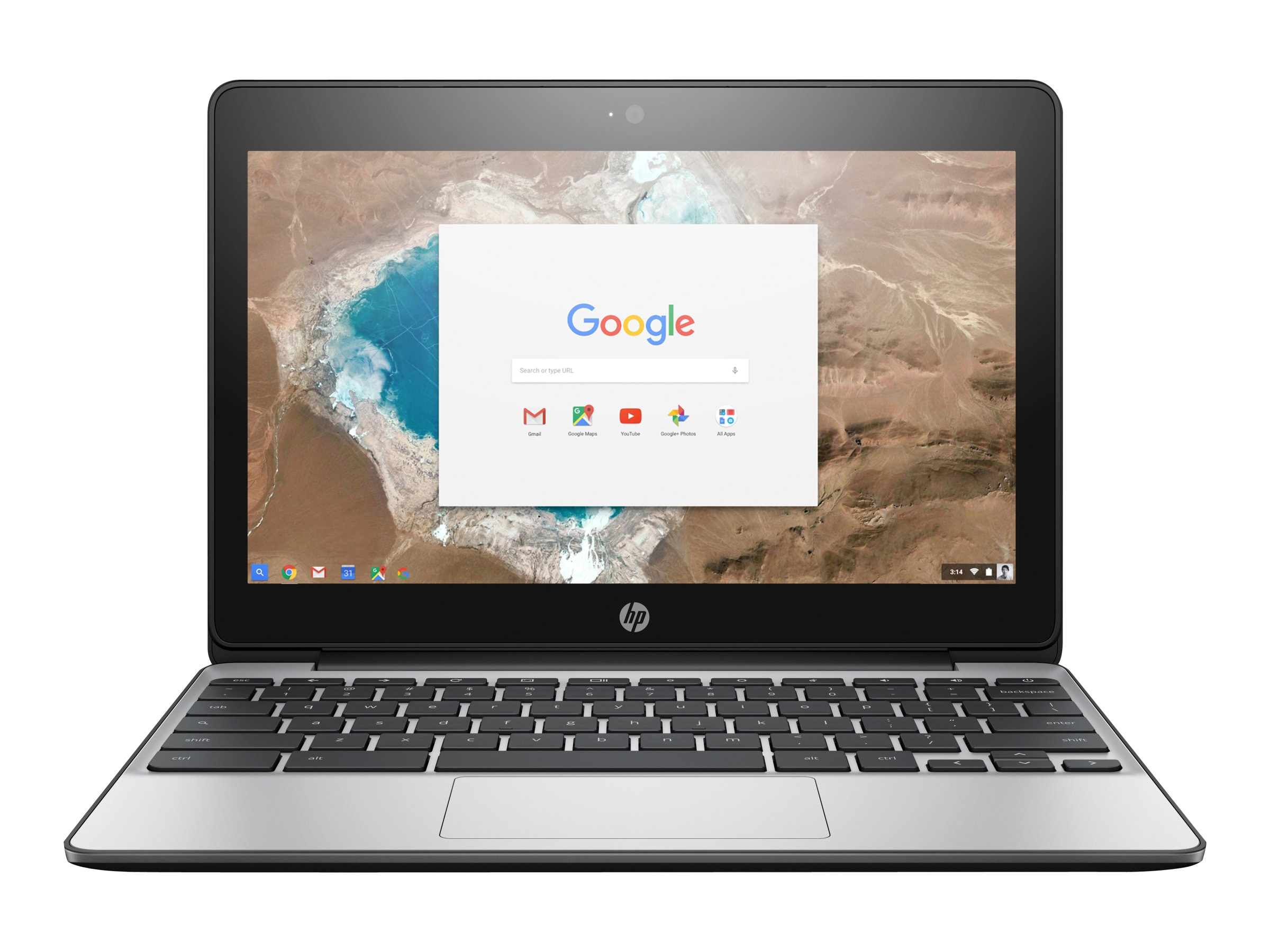 HP Chromebook 11 G4 EE 2.16GHz Celeron 11.6in display, V2W31UT#ABA