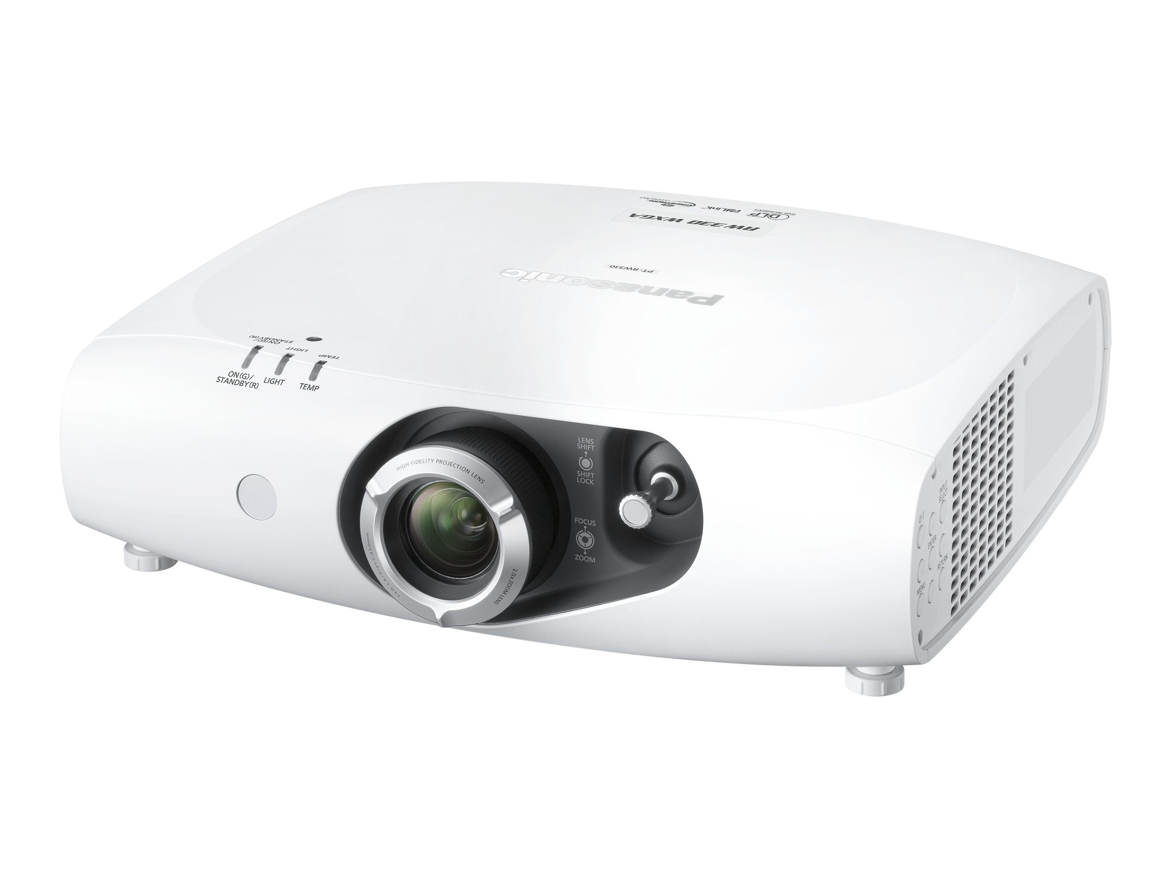 Panasonic PT-RW330U Fixed Installation Projector