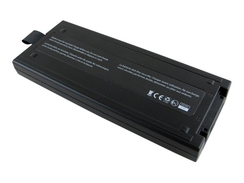 V7 Battery, 6-Cell for Panasonic Toughbook 18 CF-18, PAN-CF18V7, 12901199, Batteries - Notebook